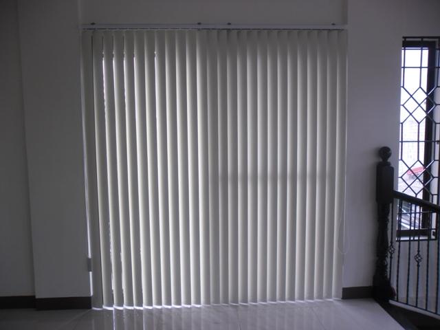 Pvc vertical blinds and its designs colors at quezon