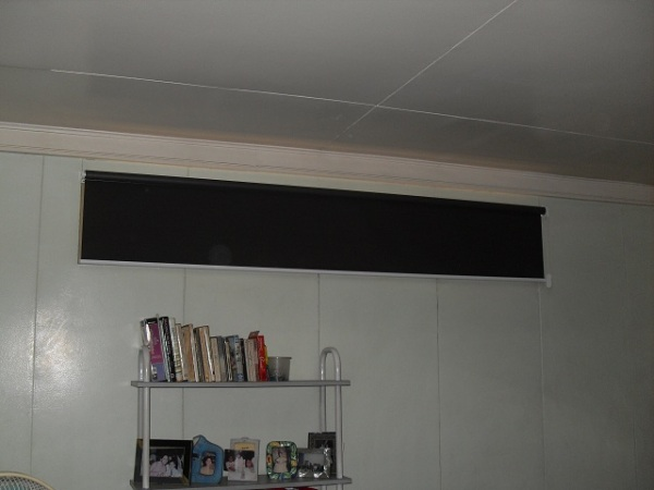 Roller Blinds : TS08 Chocolate