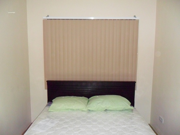 PVC Vertical Blinds Installation at Pasay City