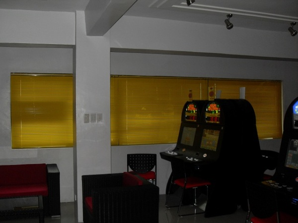 Mini Blinds Installation at Buendia, Makati City, Philippines