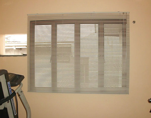 Mini Blinds Installation at Ortigas Ave., Pasig City, Philippines