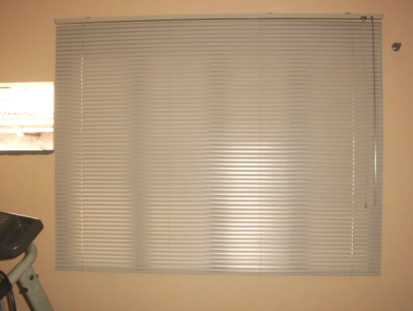 Mini Blinds: Fawn Satin Color