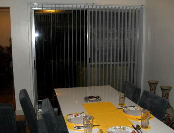 Installation of Fabric Vertical Blinds at Marcelo Green Village, Parañaque City