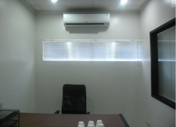 Mini Blinds Installation in Pilar Village, Las Piñas City, Philippines