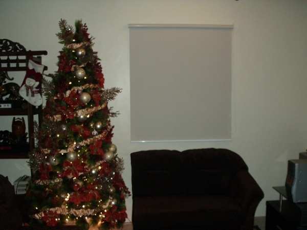 Blackout Material of Roller Blinds for Holiday Season