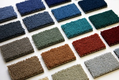 Carpet Tile Samples