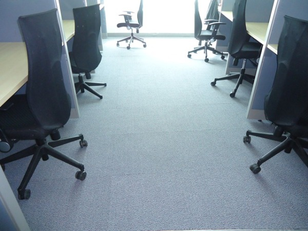 Installation of Carpet in Cavite, Philippines