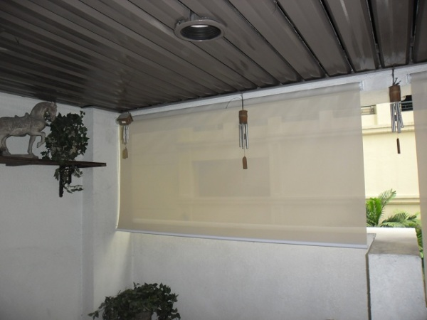 Installation of Roller Blinds in Pasay City, Philippines