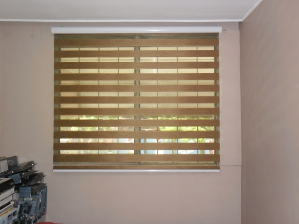 OUTSIDE MOUNTING: Combi Blinds in Taguig City, Philippines