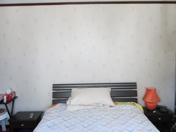 Installed Stunning Wallpaper in Dasmarinas Cavite, Philippines