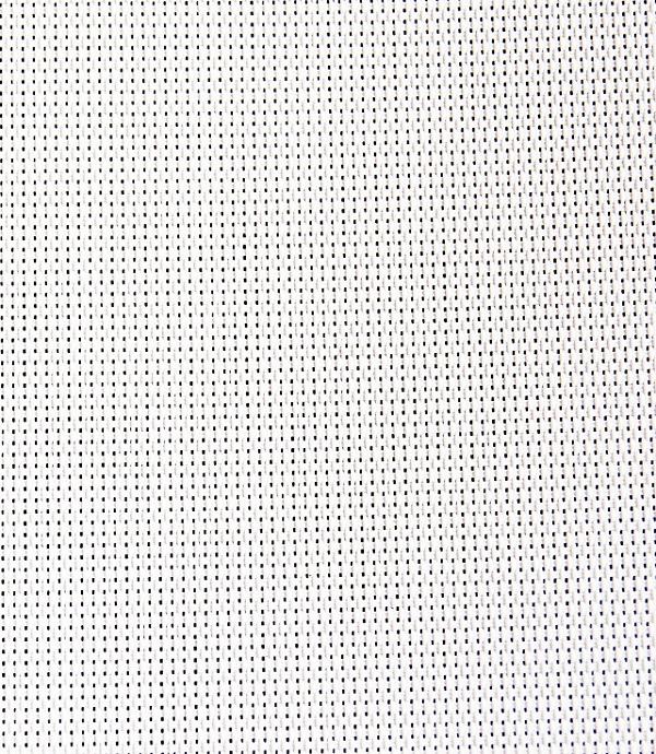 Sunscreen Roller Blinds: F1001 White