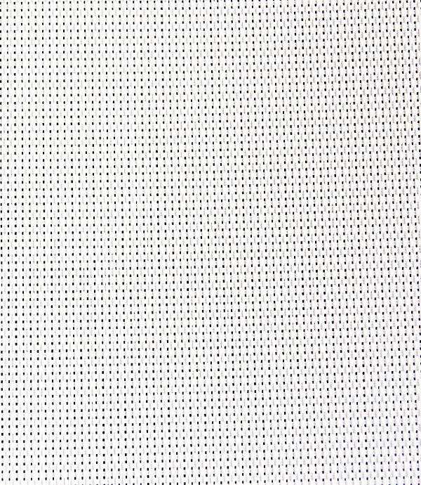 Sunscreen Roller Blinds: F1001 White