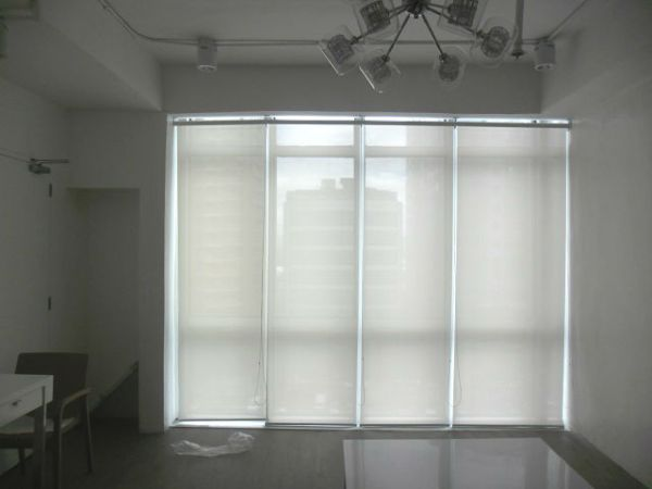 Installed Roller Blinds in San Lorenzo Village, Makati City, Philippines