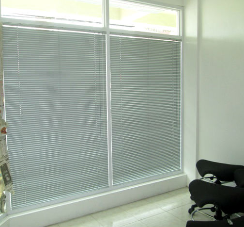 Installation of Venetian Blinds in Antipolo, Philippines