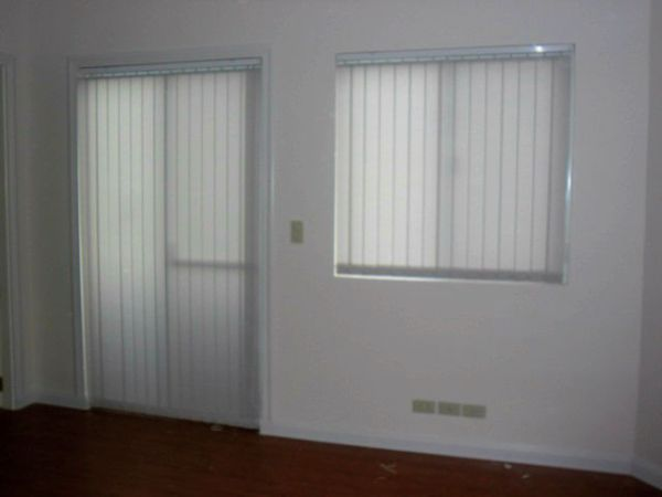 Fabric Vertical Blinds Perfect for Window Treatment for Doors and Windows