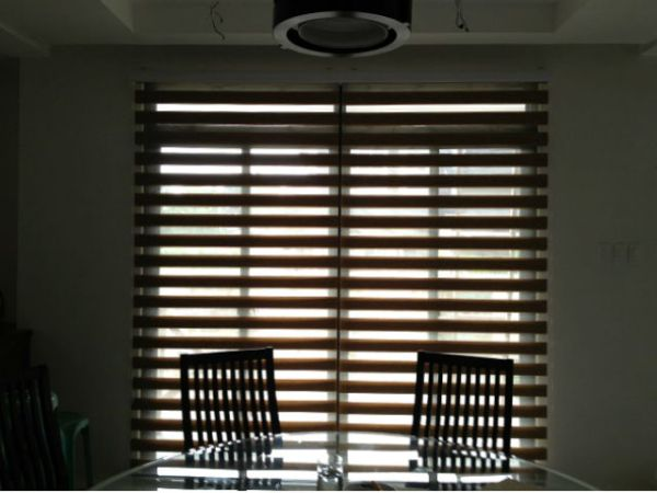 Installation of Combi Blinds in Boracay, Philippines