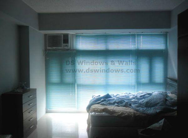 Installed MIni Blinds in Pasig City