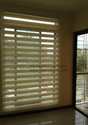 Stylish Combi Blinds for Modern Houses