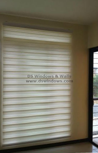 Installed Combi Blinds in Sucat, Paranaque City