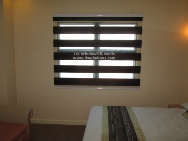 Combi Blinds Installed in Paranaque City, Philippines