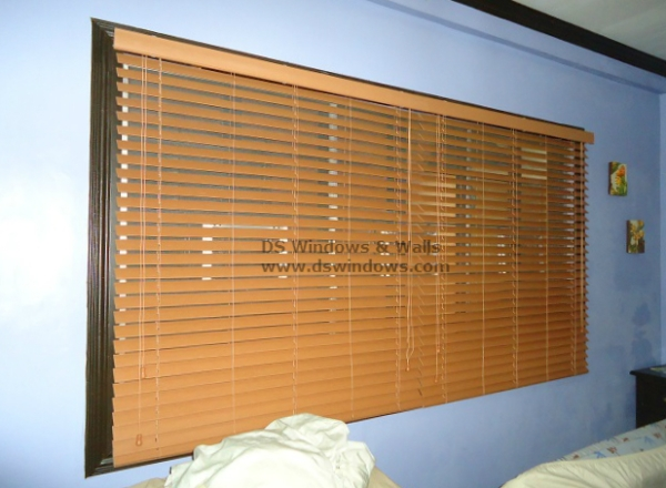 Affordable and Durable Faux Wood Blinds for your Windows at Home