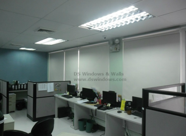 Roller Blinds for Commercial Areas