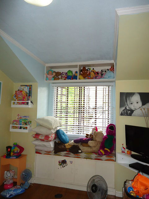 Faux Wood Blinds Installed in Imus Cavite