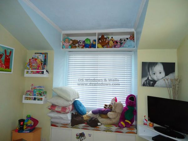 Faux wood blinds for Kid's Room: Imus,  Cavite