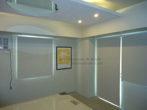 Blackout Roller Shades For Complete Privacy - Fort Bonifacio, Taguig City