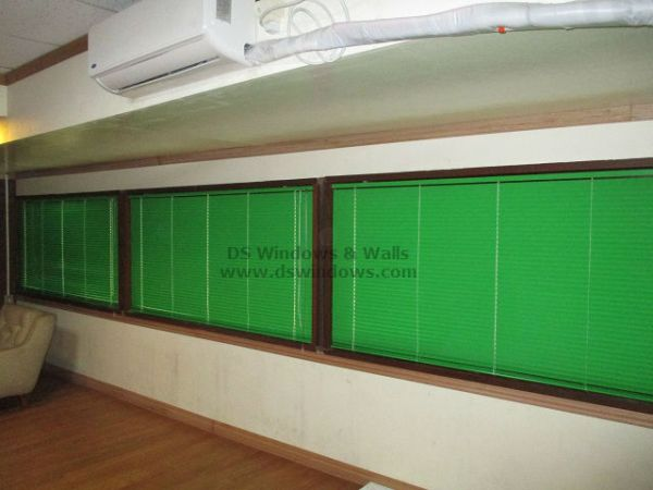 Mini Blinds for Wide Horizontal Window - Pasig City, Philippines