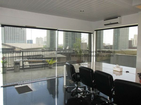 Enjoy View and Space with Roller Blinds - Makati City