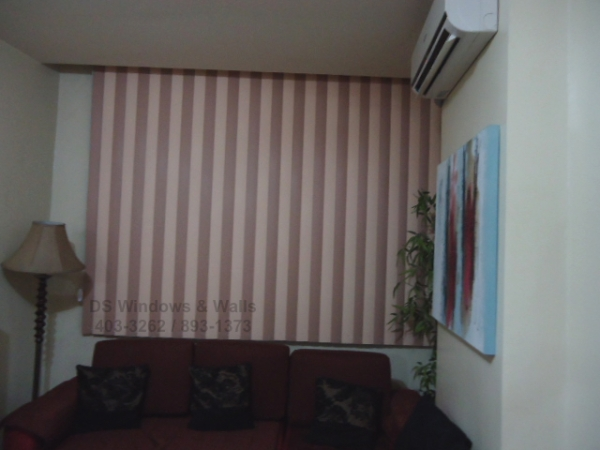Vertical blinds Pasay installation