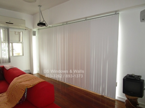 Classic vertical blinds through the years