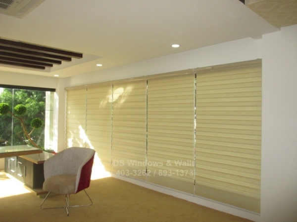 Combi blinds shades alabang project